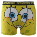 Character Spongebob Single Boxer Shorts Mens Yellow - boxerky - veľ. XXL